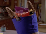 The Blue Snack Bag