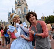 Cinderella with Axl