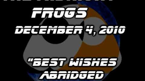 Podcast 13 - Best Wishes Abridged Launch Party