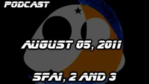 Podcast 24 - SFA1, 2 and 3 Remakes