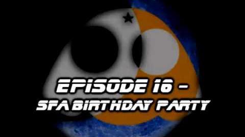 TheMidnightFrogs Podcast Episode 16 - SFA Birthday Party