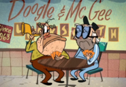 Doogle and McGee in the present