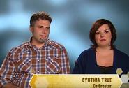 Cynthia and Erik