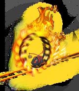 Render Hot Roller