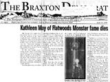 Kathleen May of Flatwoods Monster fame dies