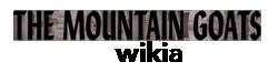 The Mountain Goats Wiki