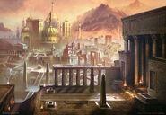 Martian City
