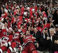 Carolina Hurricanes 2005-2006 Stanley Cup Champions