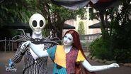 "Disney Halloween Time 2018 Media Moment (""Journey to Halloween Town"") Hong Kong Disneyland"