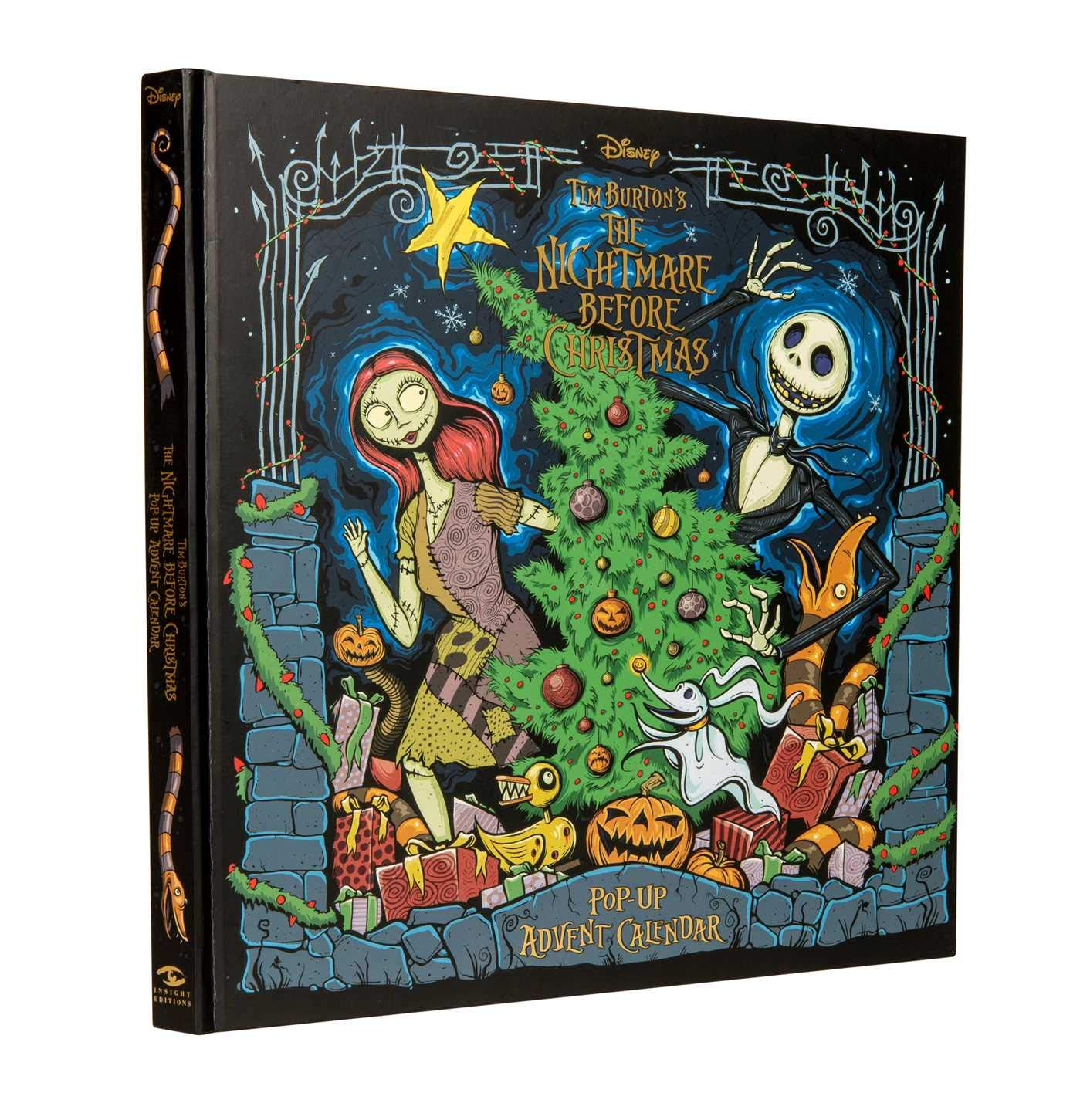 Advent Calendar and Pop-Up Book