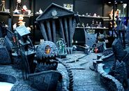 Nightmare before christmas set model accessed 9-10-2011 6-36pm