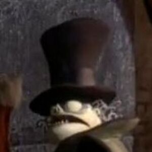 Mr Hyde The Nightmare Before Christmas Wiki Fandom Jack skellington, king of halloweentown, discovers christmas town, but doesn't quite understand the concept. the nightmare before christmas wiki