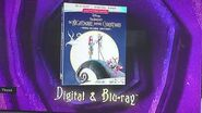 Touchstone Pictures's The Nightmare Before Christmas (1993) Blu-Ray Commercial