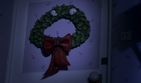 Man-Eating Wreath