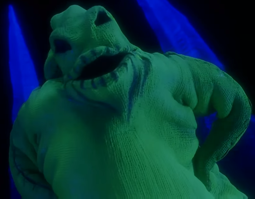 Oogie Boogie The Nightmare Before Christmas Wiki Fandom It's available on the web and also on android and ios. oogie boogie the nightmare before