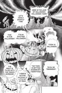 Halloween Manga