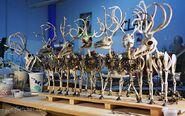Skellington-reindeer