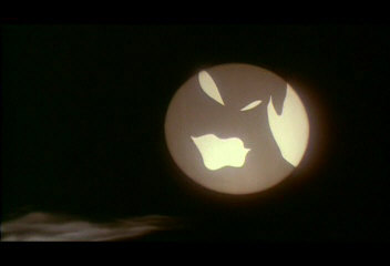 Oogie Boogie Shadow