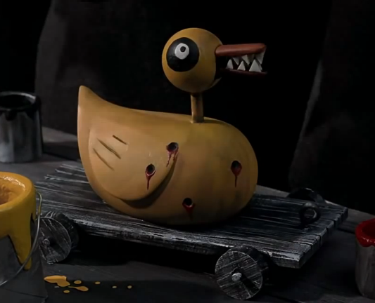 Toy Duck