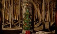 The Nightmare Before Christmas - Holiday tree 1