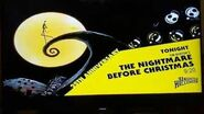 Freeform's 31NOH The Nightmare Before Christmas 25th Anniversary Promo