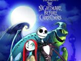 The Nightmare Before Christmas: The Story of the Movie in Comics