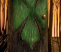 St Patrick door