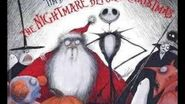 The Nightmare Before Christmas Tim Burton Children's Christmas Halloween Audiobook