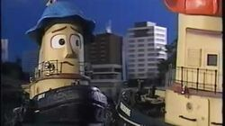 Theodore Tugboat-Carla The Cool Cabin Cruiser-1