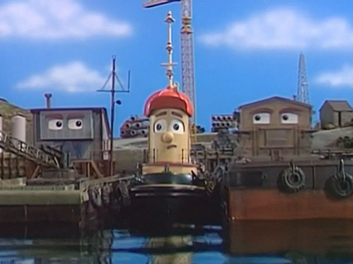 Theodore and the Bickering Barges
