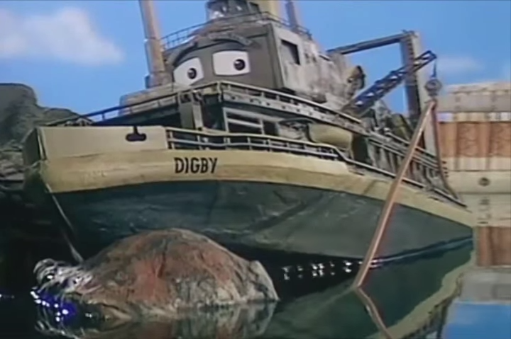 Digby's Disaster