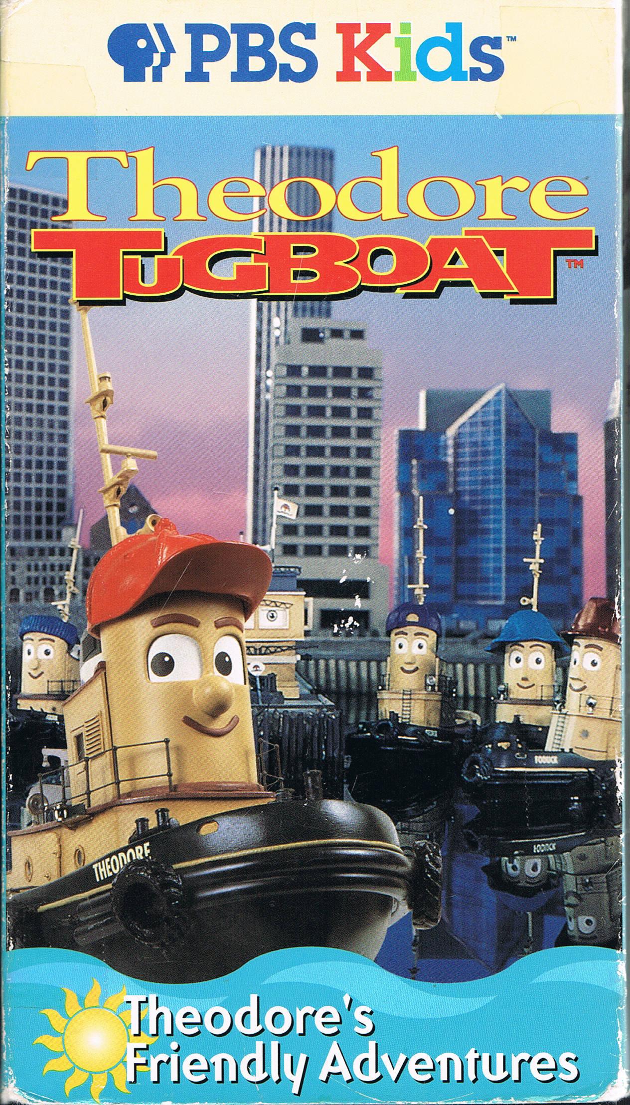 Theodore's Friendly Adventures