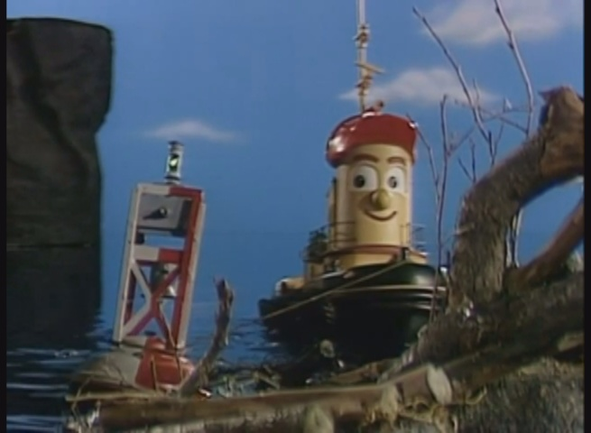 Theodore and the Lost Bell Buoy