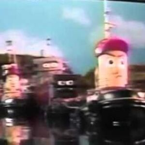 Theodore & the Grumpy Garbage Barge