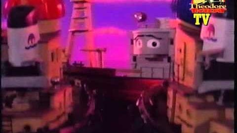 Theodore's Bright Night