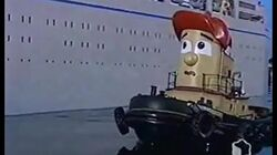 Theodore Tugboat-Theodore And The Queen