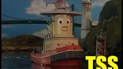 Sigrid and the Bumpers Theodore Tugboat