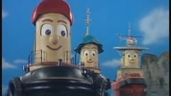 Emily and the Splash Theodore Tugboat