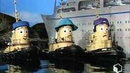 Theodore Tugboat Theodore & the Queen better quality