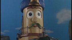 Hank Makes a Friend Theodore Tugboat