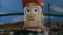 Theodore Tugboat-Emily And The Tug Of War