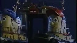 Theodore Tugboat-Night Shift
