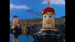 Theodore Tugboat-Pugwash Is Gone