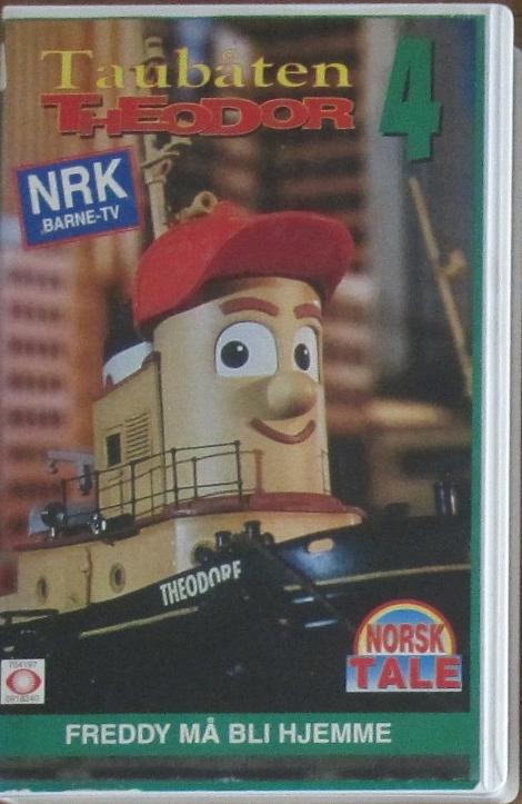 Theodore Tugboat 4 (Nordic VHS)