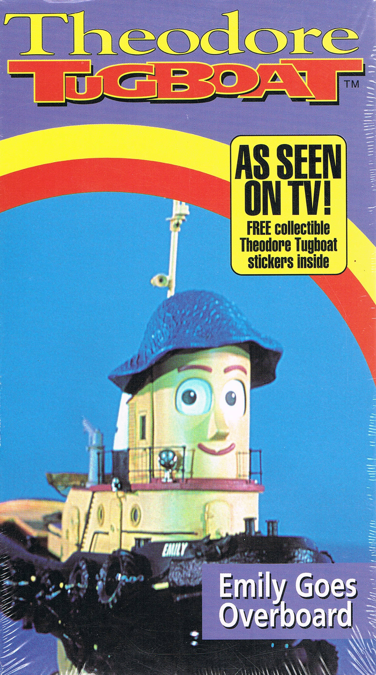 Emily Goes Overboard (VHS)