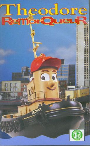 Theodore Tugboat (French VHS)