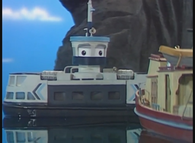 Theodore and the Runaway Ferry