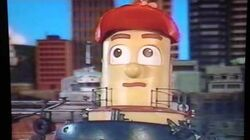 Theodore & the Scared Ship
