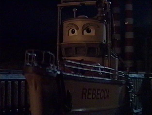 Rebecca and the Big Snore