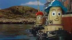 Theodore Tugboat-Theodore And The Runaway Ferry